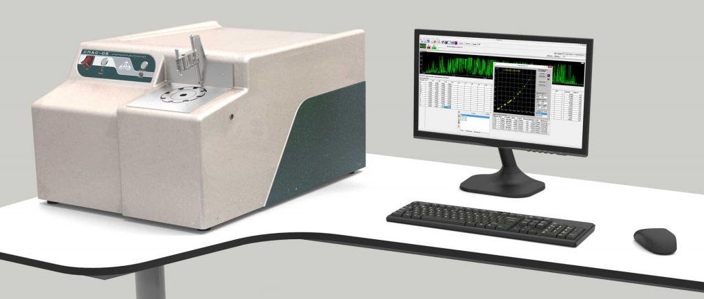 اسپکترومتر کوانتومتر آنالیز فلزات اکتیو